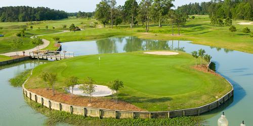 Koasati Pines At Coushatta Louisiana golf packages