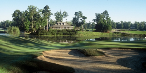 The Bluffs on Thompson Creek Louisiana golf packages